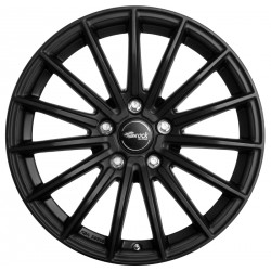 Brock B36 7.5x17 Satin Black Matt