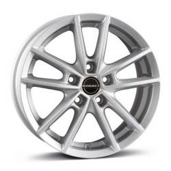Borbet W 6.0x15 Silver