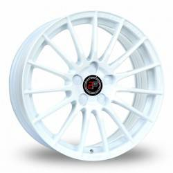 2Forge ZF1 9.5x17 White