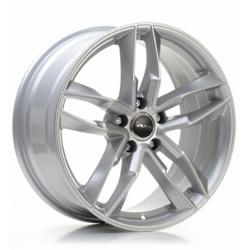 Avus Racing AF16 7.5x17 Hyper Silver