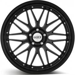Dotz Revvo Black Edt 8.0x18 Black Matt
