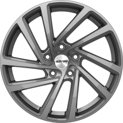 Gmp Wonder 7.0x17 Glossy Anthracite
