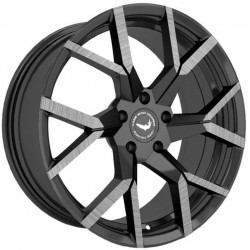 Barracuda Tzunamee Evo 8.5x19 Gunmetal Brushed
