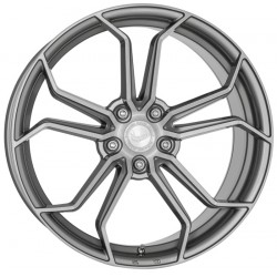 Barracuda Project One 10.5x20 Silver Brushed Surfacece
