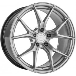 Barracuda Inferno 9.5x19 Silver