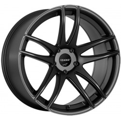 Barracuda Shoxx 7.5x17 Matt Black Puresports