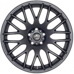 Barracuda Karizzma 7.5x17 Matt Black Puresports