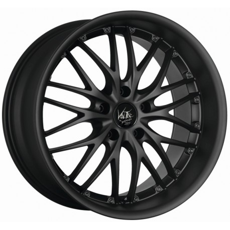 Barracuda Voltect T6 7.0x17 Matt Black Puresports