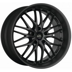 Barracuda Voltect T6 8.0x18 Matt Black Puresports