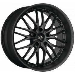 Barracuda Voltect T6 8.5x19 Matt Black Puresports