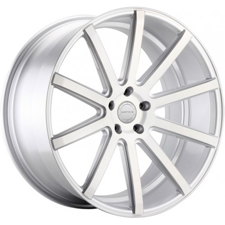 Corspeed Deville 9.5x19 Silver Brushed Surface