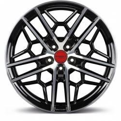 Borbet GTY 8.5x19 Black