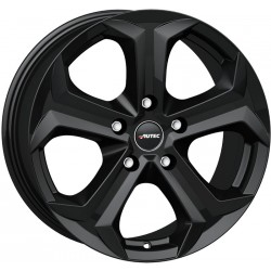 Autec Xenos 8.5x19 Black Matte