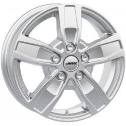 Autec Quantro 7.5x18 Brillant Silver