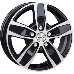 Autec Quantro 7.5x18 Black Polished