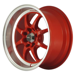 Japan TF2 7.5x15 Red