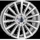 Borbet blx 9.5x19 Silver