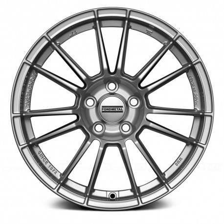 Fondmetal 9rr 8.5x20 Silver