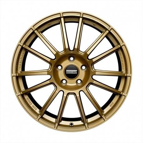 Fondmetal 9rr 7.0x17 Gold