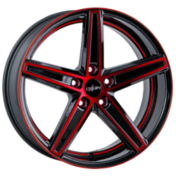 Oxigin 18 Concave 8.5x19 Red