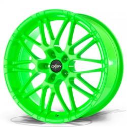 Oxigin oxrock 14 8.5x19 Neon Green