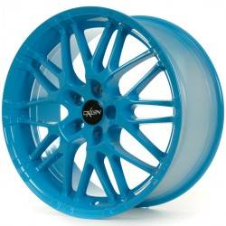 Oxigin oxrock 14 8.5x18 Neon Blue