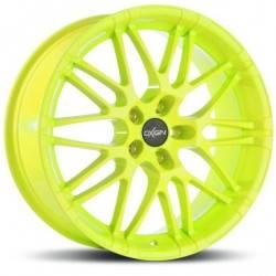 Oxigin oxrock 14 8.5x18 Neon Yellow