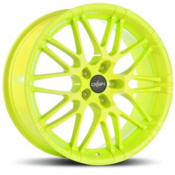 Oxigin oxrock 14 10.0x22 Neon Yellow