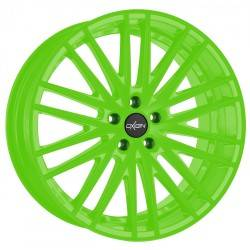 Oxigin oxspoke 19 8.5x18 Neon Green