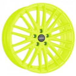 Oxigin oxspoke 19 8.5x18 Neon Yellow