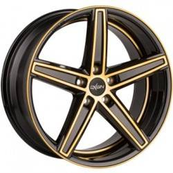 Oxigin 18 concave 7.5x17 Gold
