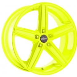 Oxigin 18 Concave 11.5x21 Neon Yellow