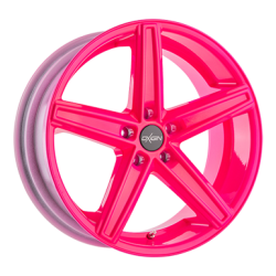 Oxigin 18 Concave 11.5x21 Neon Pink