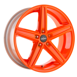 Oxigin 18 Concave 11.5x22 Neon Orange