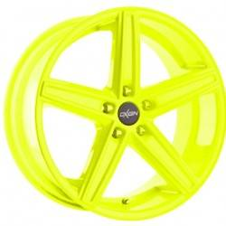 Oxigin 18 Concave 11.5x22 Neon Yellow