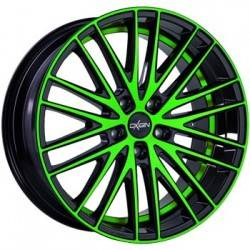Oxigin oxspoke 19 7.5x17 Green