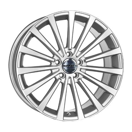 Borbet blx 8.5x18 Silver