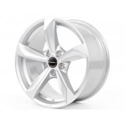 Borbet S 8.0x17 Silver