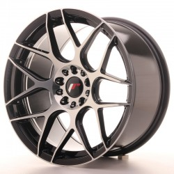Japan JR18 7.5x18 Black Mach