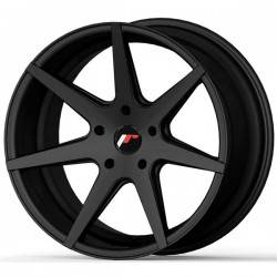 Japan JR20 8.5x18 Matt Black