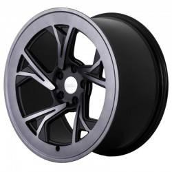 Radi8 R8 C5 9.5x18 Black